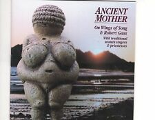 CD ON WINGS OF SONG & ROBERT GASS	ancient mother	NEAR MINT		(R0122)
