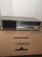 Vintage 1981 Sony TC-FX2 Stereo Cassette Deck Auto Equipment