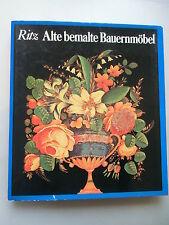 2 Bücher Das Möbelwerk + Alte bemalte Bauernmöbel Möbel