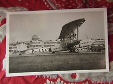 cpa aviation avion  le bourget dugny paris handley page 42 heracles