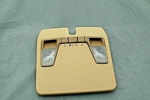 1996   Volvo 850 Dome Light w/ Bulbs OEM (Beige) . 90 day warranty
