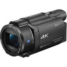 Sony Handycam FDR-AX53 Pocket Camcorder - Black