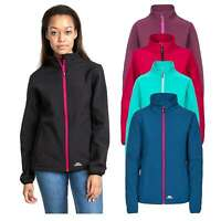 Trespass Meena Womens Soft Shell Jacket Lightweight and Windproof