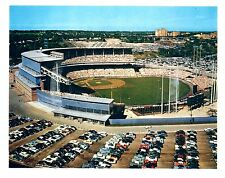CTY STADIUM 8X10 PHOTO BASEBALL MLB PICTURE MILWAUKEE BRAVES COUNTY