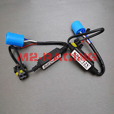 (2) Easy Relay Harness For 9004 9007 Hi/Lo Bi-Xenon HID Bulbs Wiring Controllers