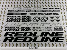 REDLINE Stickers Decals Bicycles Bikes Cycles Frames Forks Mountain BMX 61P