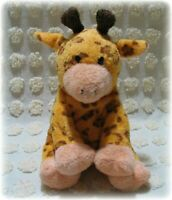 Ty Pluffies Towers Giraffe Doll Lovey Plush Stuffed Toy Security Toy Animal EUC