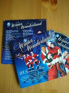 Various Artists - Winter Wonderland - 25 Seasonal Christmas Xmas Hits - CD