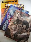 Dragon Con Program 1999, 2000, 2001, 2002, Sci Fi., Traci Lords and More