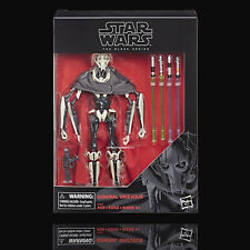 """Hasbro Star Wars The Black Series General Grievous 6"""" Action Figure in Stock"""