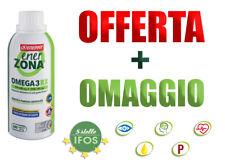 Enerzona Omega 3 RX da 48 a 240 cps  da 1 g Senza Ritorno di Gusto + Omaggio