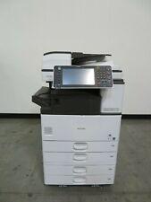 Ricoh MPC3003 C3003 Color Copier Printer Scanner 30 PPM color Only 85K meter