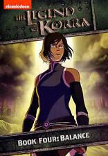 Legend of Korra: Book Four - Balance (DVD, 2015, 2-Disc Set)  LIKE NEW
