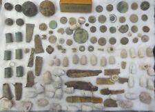 Large lot of original Civil War battlefield relics from Dranesville, Virginia
