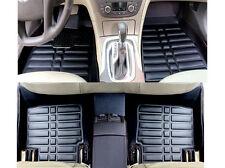 For Audi Q5 2009-2016 Car Floor Mats Front Rear Auto Waterproof Mat Carpet FLY5D