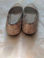 Pre-owned Vince Camuto Flats sz 7.5 Tan