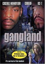 Gangland (DVD, 2004) WORLDWIDE SHIP AVAIL!