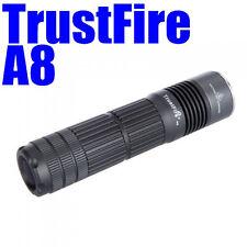 TrustFire A8 26650 LED Flashlight Torch Light CREE XML XM-L T6 1600Lm
