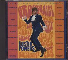Austin Powers - EDWYN COLLINS CARDIGANS LUXURY CD OST 1997 NEAR MINT CONDITION