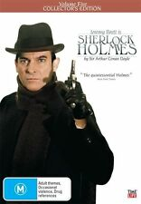 Sherlock Holmes :jeremy Brett  Vol 5 (3 DVD Box Set, 2009) NEW NEW NEW SEALED
