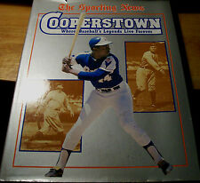 BOOK Cooperstown : Where Baseball's Legends Live Forever by L. Reidenbaugh etal