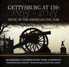 Gettysburg at 150: Music of the American Civil War, New Music