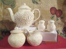 "I'M The Vine "" ~ Teapot & Serving Set"
