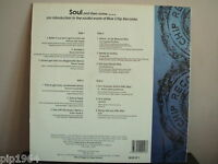 soul & then some blue chip  various 2 x 12 inch  vinyl lp set