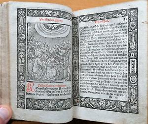 Hortulus Animae Der Seelen Garten 68 Holzschnitte - 1568