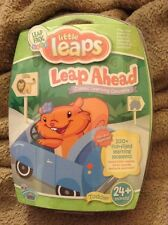 new in box leap frog little leaps leap ahead game
