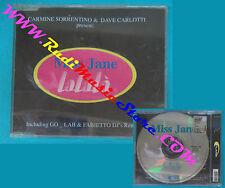 CD Singolo Miss Jane LaLaLà HTL 00.01 CDS ITALY 2000 SIGILLATO no mc lp*vhs(S27)