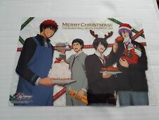 Kuroko no Basket clear Christmas poster bromide with frame japanese anime