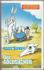 Bugs Bunny Der Goldsucher Zeichtrickfilm auch für Kleinkinder VHS Videokassette