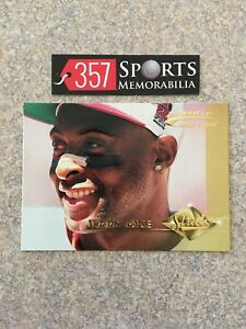 1997 PINNACLE ACTION PACKED STUDS JERRY RICE #D /1500 REAL DIAMOND SP GOAT 49ERS