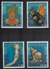 Faeroer/Faroer postfris 2002 MNH 417-420 - Weekdieren