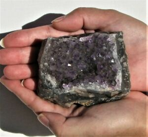 Natural Large Amethyst Crystal Cluster (AC20)