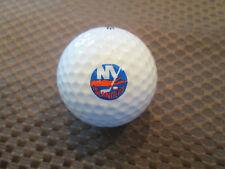 LOGO GOLF BALL-NHL...NEW YORK ISLANDERS....OLDER LOGO......1972-1995 LOGO