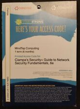 Access Card for Ciampa's CompTIA Security+ Guide to Network Security Fund....