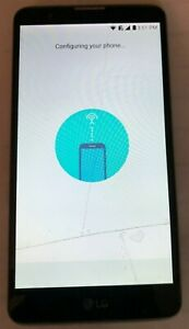 LG Stylo 2 LS775 16GB Gray (Boost) Smarthphone 16GB Parts Repair Fast Ship