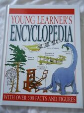 YOUNG LEARNER'S ENCYCLOPEDIA - A HIGH QUALITY HARDBACK BOOK