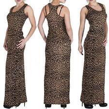 Casual Crew Neck Full Length Dresses Plus Size for Women