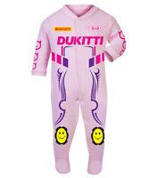 Dukitti Baby Biker Race Sleep Suits