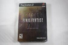 Final Fantasy XII 12 Collector's Edition (Sony Playstation 2 ps2) NEW Tin Sealed