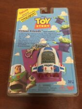 Disney Toy Story Virtual Friends Space Explorer Electronic Giga Pet New