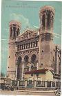 69 - cpa - LYON - La basilique Notre Dame de Fourvière