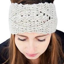 Womens Winter Warm Hat Skiing Cap Knitted Empty Skull Beanie Headband Hot Sale