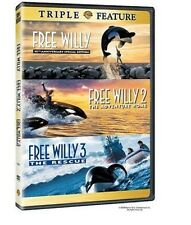 FREE WILLY 1 + 2 + 3 COFANETTO 3 DVD