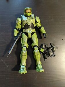 """HALO Infinite The Spartan Collection Master Chief 6.5"""" Figure Used"""