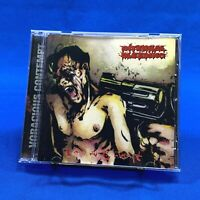 [TESTED] Internal Bleeding ‎– Voracious Contempt | CD Album 1995 Death Metal US