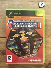 Midway Arcade Treasures - Xbox - Good condition & COMPLETE